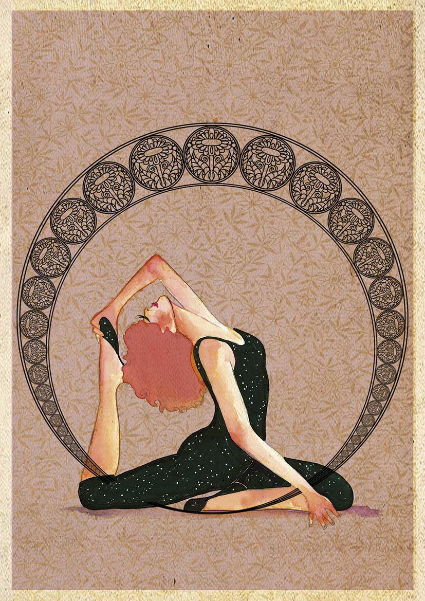 ilustración_yoga