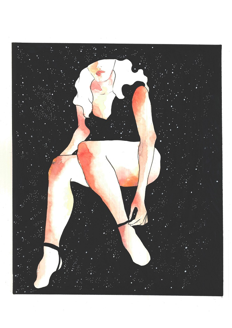 Mujer estrellas 5