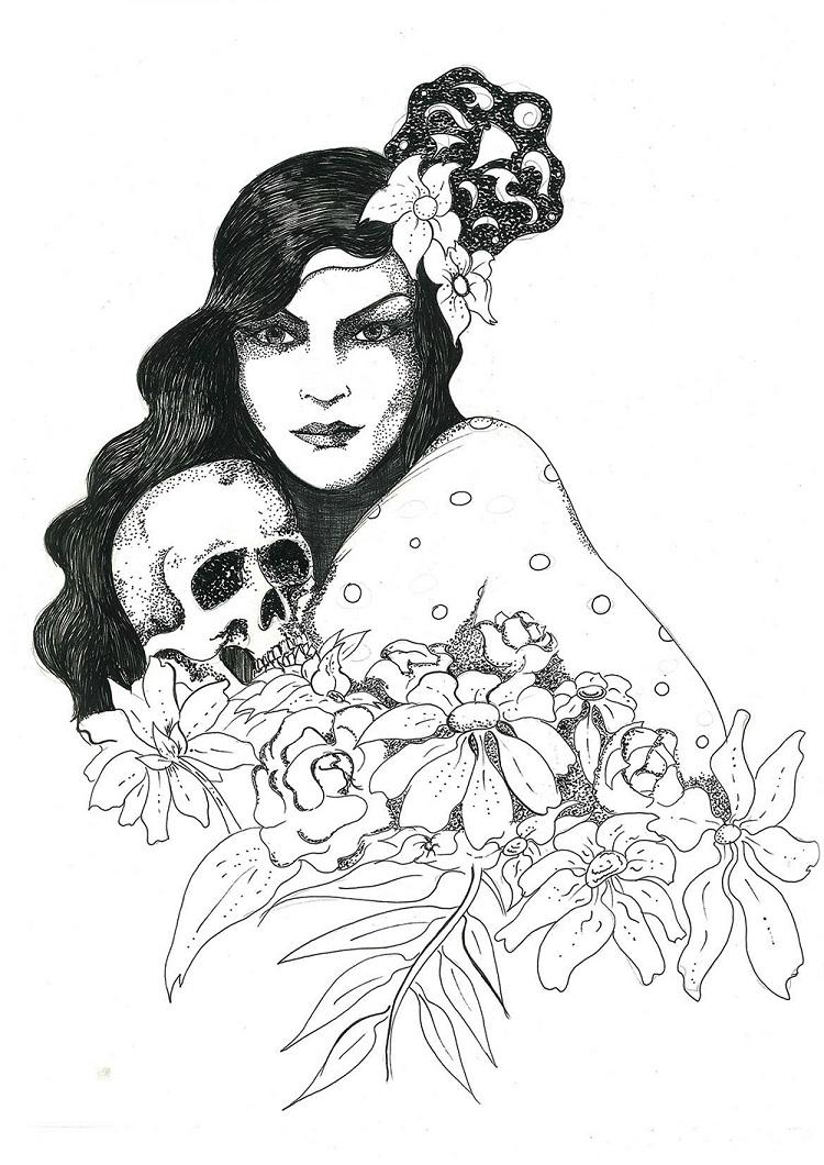 ilustracion_flamenca