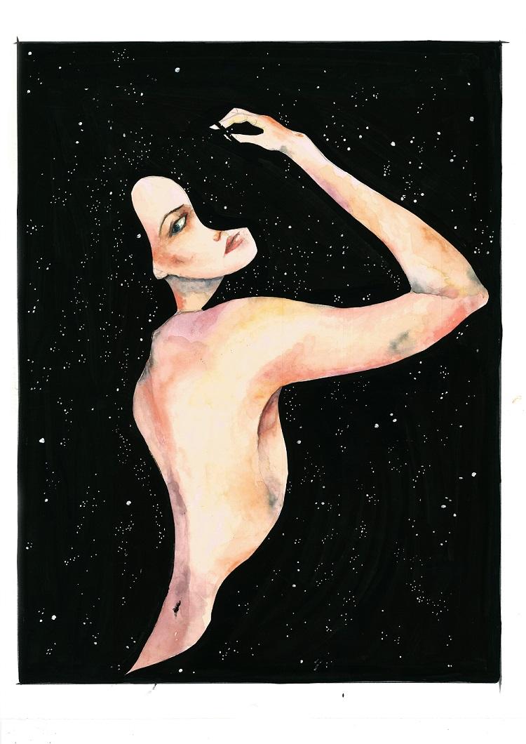 Mujer Estrellas 4