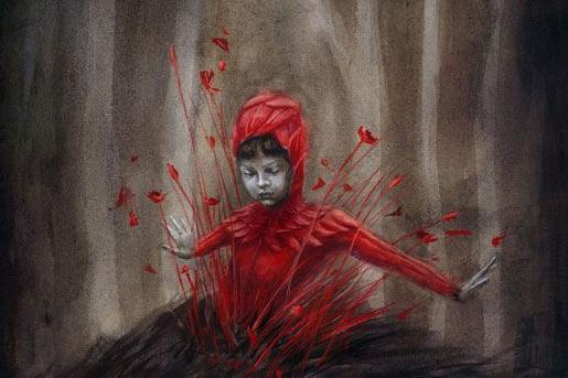 caperucita-roja-ilustración