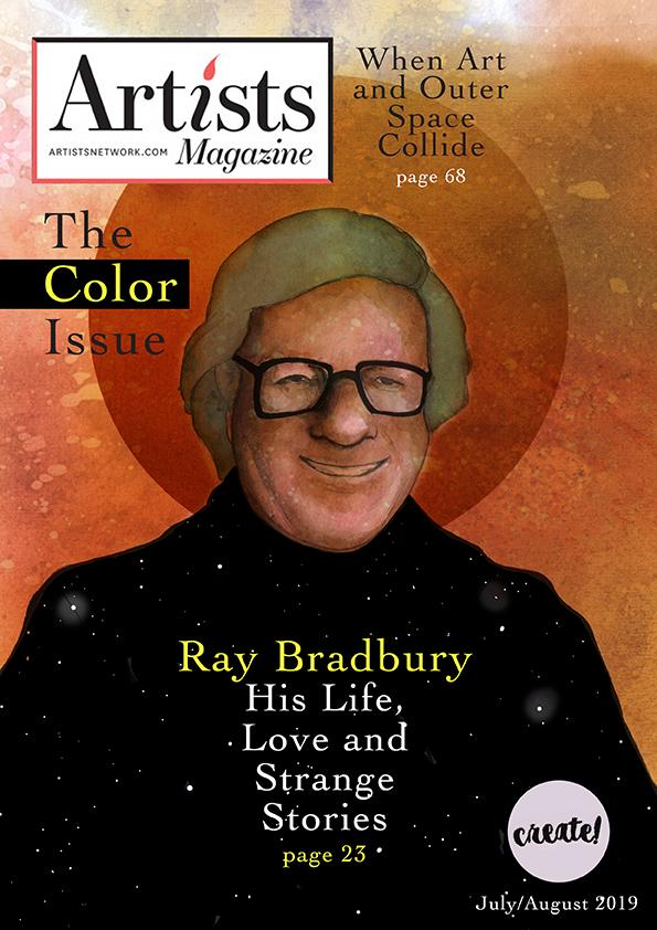 Ray Bradbury Portada