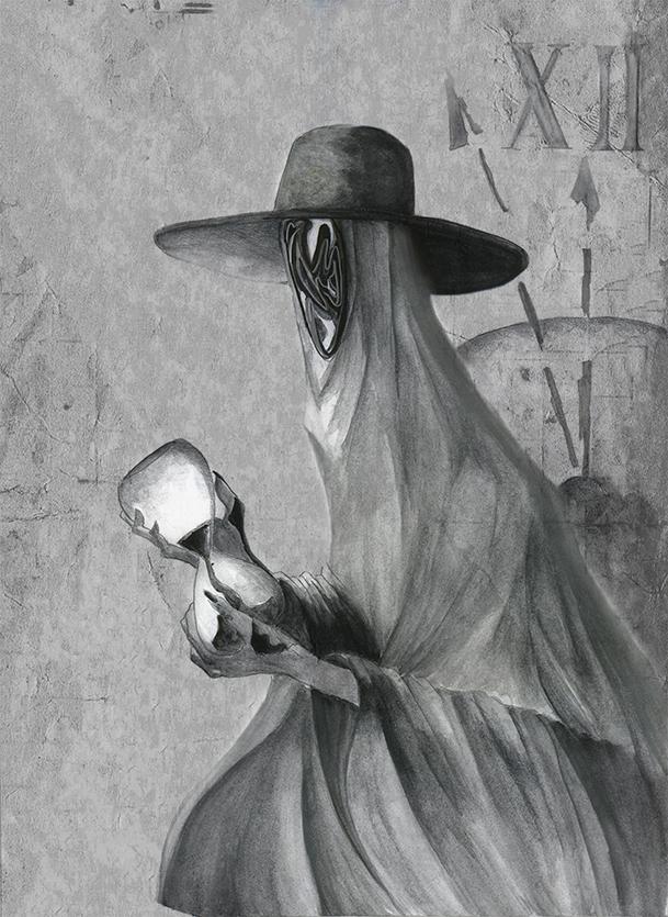 Ilustración interior «El conjuro»